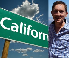 David Porter wins California Wine promotion