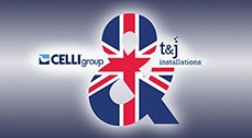 Celli Group and T&J announcement image